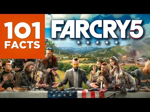 101 Facts About Far Cry