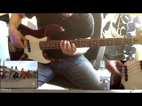 Blues Brothers - Shake Your Tailfeathers - Bass Only