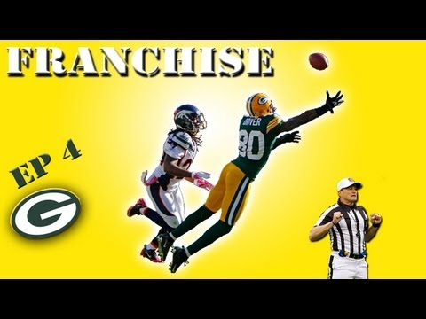 Madden 12 Online Franchise - Incredible Game Winner - Broncos vs. Packers Online Ranked Match [EP 4]