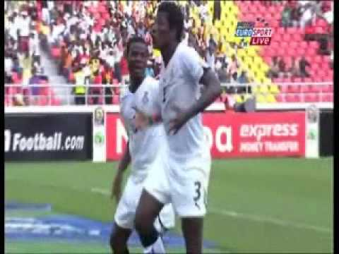Do The Asamoah Gyan Dance