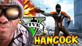 GTA 5 PC MODs - SOY UN SUPER HEROE!! HANCOCK HACIENDO RETOS EPICOS!! XDD GTA V ONLINE Makiman