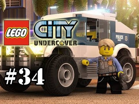 LEGO City Undercover - LEGO Brick Adventures - Episode 34 (WII U Exclusive )