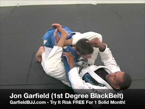 Triangle Choke - Annapolis Brazilian Jiu-Jitsu (BJJ) - Triangle Choke From Side Control Image 1