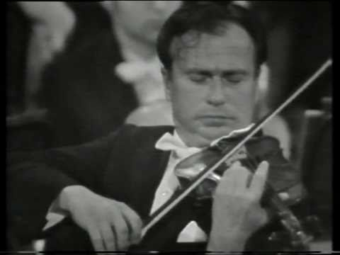 Henryk Szeryng,Czech Phil.,Brahms Concerto 1(2/2)Live Prague Spring