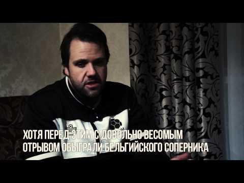 Предматчевое интервью главного тренера ГК «Хаслум» Тома-Эйрика Скарпсно