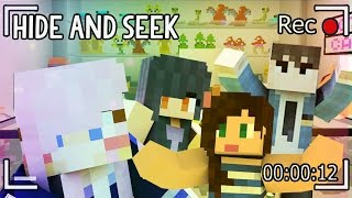 Minecraft Hide and Seek | Prop Hunt Arcade!