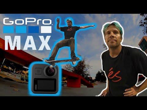 GoPro MAX - Skateboarding Edit! (Hero Mode)