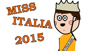 MISS ITALIA 2015 - PARODIA - #BreakVideo