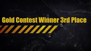 World of Tanks - SU-122-44 | 1775 Base Exp | Gold Contest Winner 3rd Place