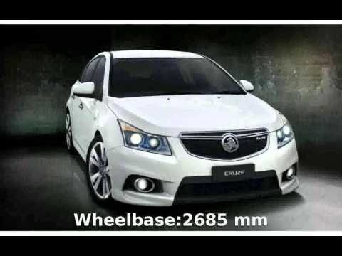2012 Holden Cruze 1.6 Hatchback - Specification and Features