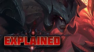 Aatrox Lore Interactions Explained