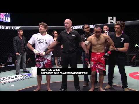 ONE FC 19 Reign of Champions  Fight Network Recap