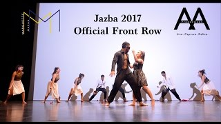 Marquette Mazaa | Jazba 2017 [Official Front Row]