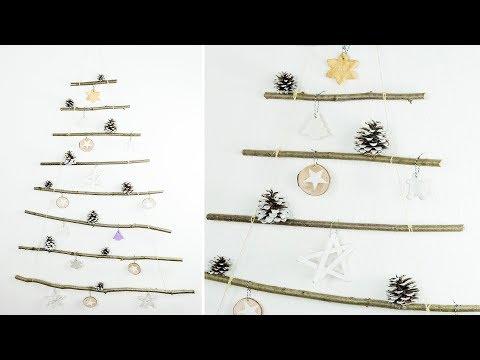 Christbaumschmuck Basteln Weihnachtsschmuck Selber Machen Kreative