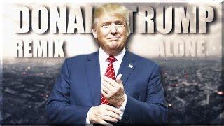 download lagu ♪ Donald Trump - A Wall Alan Walker - gratis