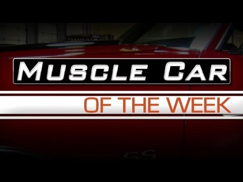 Muscle Car Of The Week Promo Video - Launches June 13, 2013!
