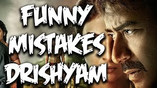 Everything Wrong With Drishyam | Ajay Devgan, Tabbu | Bollywood Mistakes | Episode #1 (Re-upload)