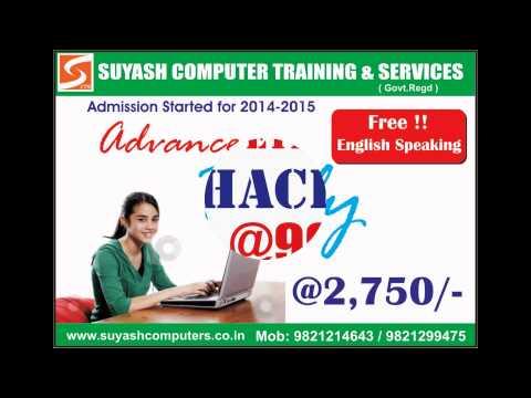 Computer institute in Thane,Mumbai