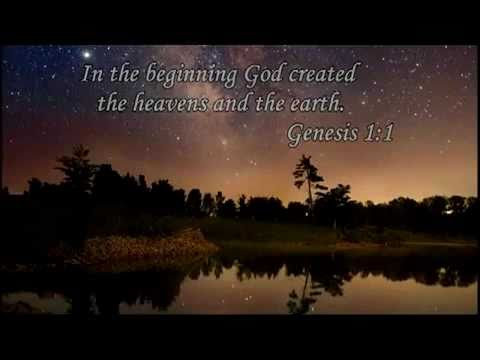 The Heavens Declare The Glory Of God YouTube