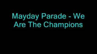 Mayday parade - We are the champions -   Punk Goes Classic Rock