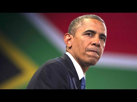 Obama Speaks On Nelson Mandela's Death