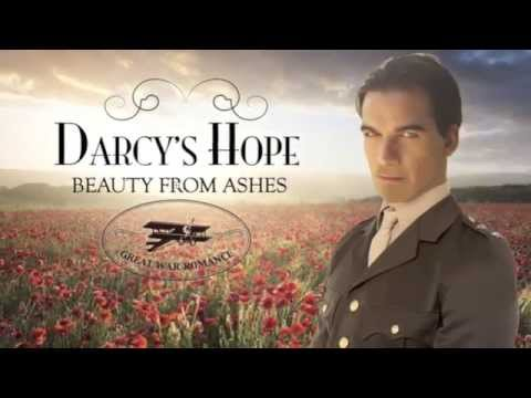 Book trailer: Darcy's Hope ~ Beauty from Ashes, A Pride & Prejudice Great War Romance