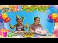 ДЕНЬ РОЖДЕНИЯ ДАШИ ГОТОВИМ ТОРТ PREPARING THE CAKE DASHA BIRTHDAY mp3