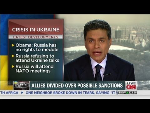 Will European allies back U.S. sanctions against Russia?