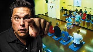 Interrupting A Meditation Session - Trigger Happy TV