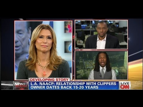 NBA / NAAPC Heated CNN Debate Either Fire Sterling Or Players Strike