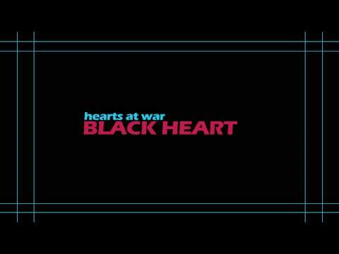 Hearts At War - Black Heart
