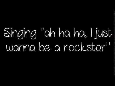 Rockstar || Lyrics video