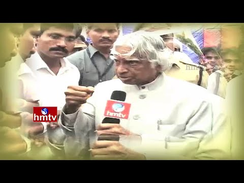 APJ Abdul Kalam with HMTV On Voting Rights | Wings of Missile | Youth of India | HMTV