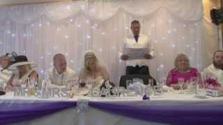 The BEST Father of the Bride Speech EVER!!