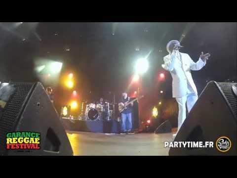ERROL DUNKLEY at Garance Reggae Festival 2014