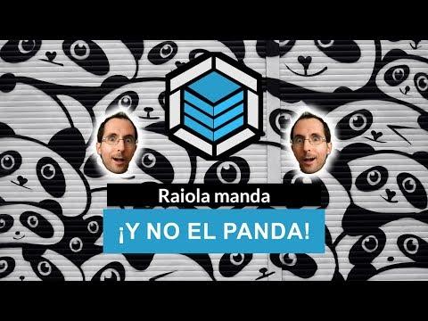 Raiola manda y no el panda 🐼