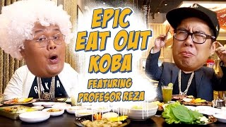 Epic Eat Out #7: Korean BBQ Murah di Koba feat. Reza Chandika Hey Bro! TV | PUTRA SIGAR