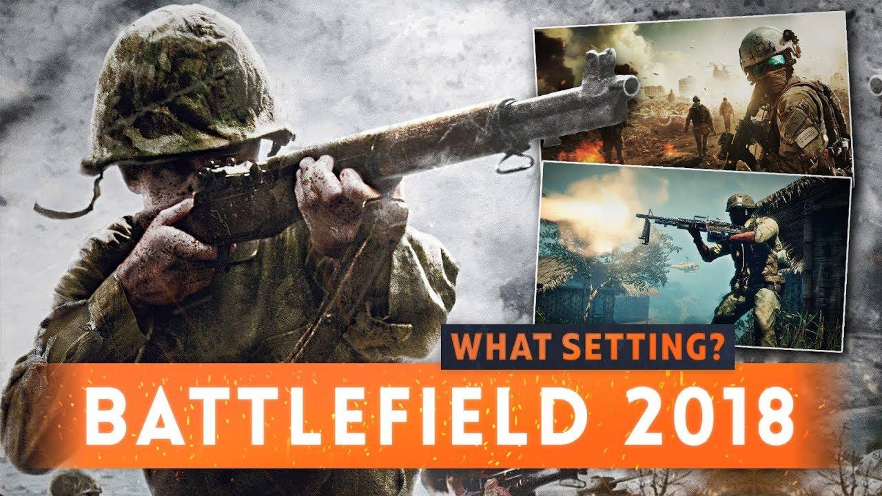 Battlefield фильм 2018