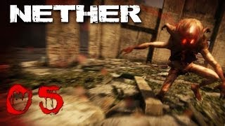 Nether #005 - Monsterjagd und Bratpfannen [FullHD] [deutsch]