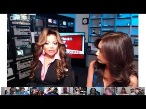 FOX 11 Google+ Hangout: La Toya Jackson on Life With La Toya