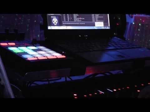 Дуэт Анолир - DJ-контроллер http://vk.com/anolir