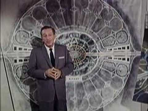 Walt Disney's Original Plan for EPCOT - Part 2