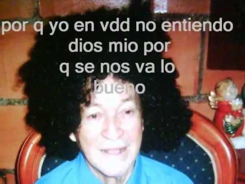 Mi Querido Viejo Vicente Fernandez (letra) video