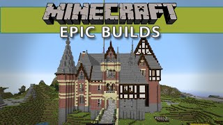 Minecraft Epic Server Builds
