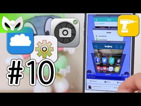 QuickShot Pro - CameraTweak3 - CameraModes - ReachWeather y m�s (#MartesTweak2 E10)