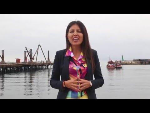 VIDEO: ALCALDESA DE ANTOFAGASTA KAREN ROJO POR DECLARACIONES DE EVO MORALES