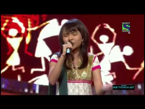 Chadh Gayo Papi Bichhua by Priyam in Indian Idol Junior