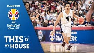 USA v Uruguay - Highlights - FIBA Basketball World Cup 2019 - Americas Qualifiers