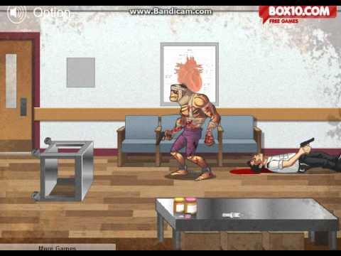 прохождение игры Zombie Warrior Man