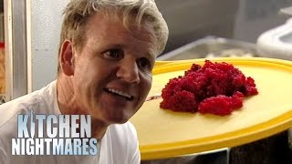 Fake Caviar Left in Fridge for 8 YEARS! | Kitchen Nightmares